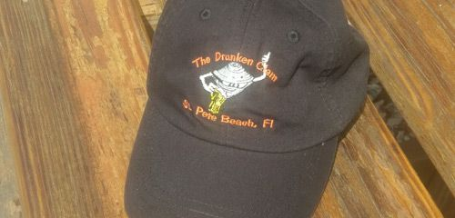 Hat of The Drunkin Clam